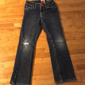 Girls 👧🏼🌈👖 Bootcut Stretch Jeans Size 6